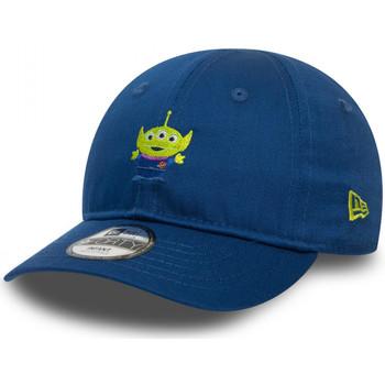 Textilní doplňky Děti Kšiltovky New-Era Inf dny sml logo 9forty alien Modrá