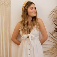 Textil Ženy Společenské šaty Céleste CAMOMILLE Bílá