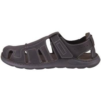 Boty Muži Sportovní sandály Josef Seibel Maverick 01 Černé