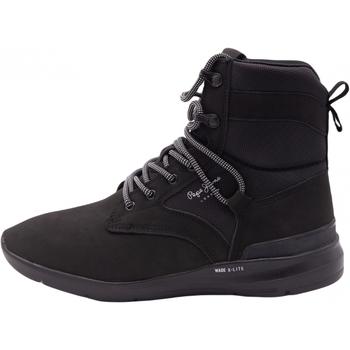 Boty Muži Kotníkové boty Pepe jeans Wade Combat Černá
