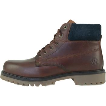 Boty Muži Kotníkové boty Wrangler Arch Hnědý