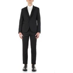 Textil Muži Obleky Manuel Ritz 3030AR3129-210000 Černá