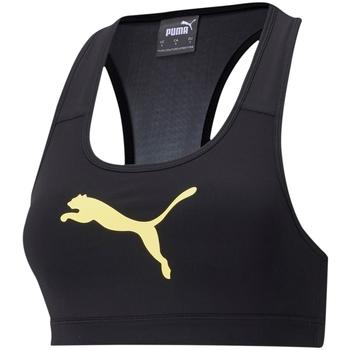 Textil Ženy Sportovní podprsenky Puma Mid Impact Černá