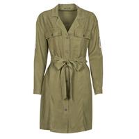 Textil Ženy Krátké šaty Ikks BS30055 Khaki