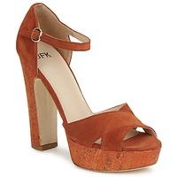 Boty Ženy Sandály JFK  Oranžová