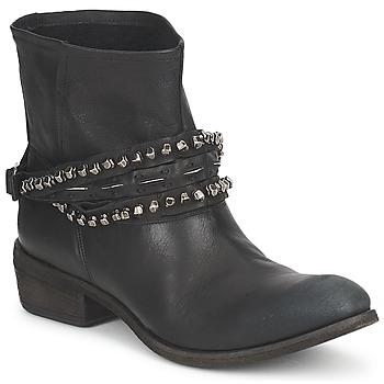 Boty Ženy Kotníkové boty Strategia GRONI Černá