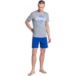 Textil Muži Pyžamo / Noční košile Esotiq & Henderson Pánské pyžamo 38869
