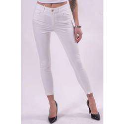 Textil Ženy Kalhoty Fracomina FR21SP2002W40101 Bílý