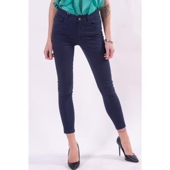 Textil Ženy Kalhoty Fracomina FR21SP2002W40101 Blu