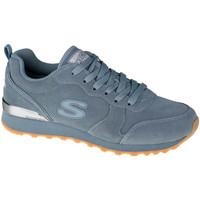Boty Ženy Nízké tenisky Skechers OG 85-Suede Eaze Modrá