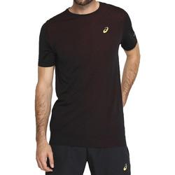 Textil Muži Trička s krátkým rukávem Asics Gel-Cool SS Top Tee noir
