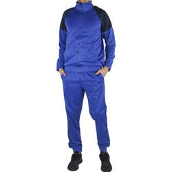 Textil Muži Teplákové soupravy Kappa Ulfinno Training Suit Modrá