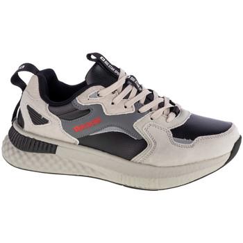 Boty Muži Nízké tenisky Big Star Shoes Béžová