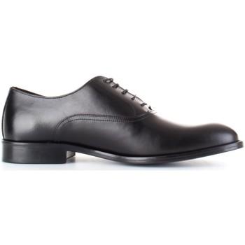 Boty Muži Šněrovací společenská obuv Manuel Ritz 3030Q500-213350 Černá
