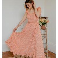 Textil Ženy Společenské šaty Céleste AURORE Rose