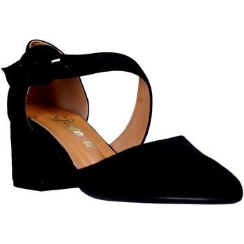 Boty Ženy Lodičky Grace Shoes 774125 Černá