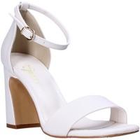 Boty Ženy Sandály Grace Shoes 2384001 Bílý