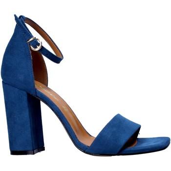 Boty Ženy Sandály Grace Shoes 018R001 Modrý