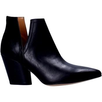 Boty Ženy Kotníkové boty Grace Shoes 7241004 Černá