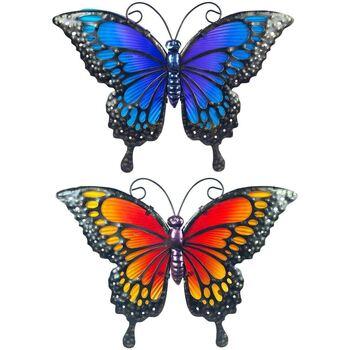 Bydlení Venkovní osvětlení Signes Grimalt Butterfly V Září 2U Multicolor