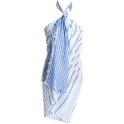 Textil Ženy Plážový šátek Isla Bonita By Sigris Pareo Azul