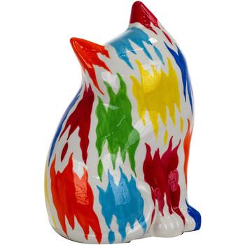 Bydlení Sošky a figurky Signes Grimalt Kočka Azul