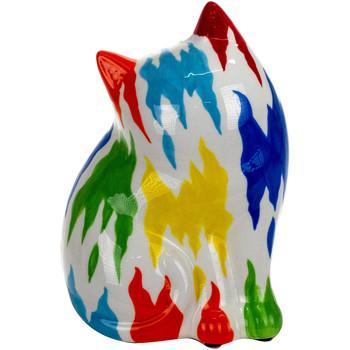 Bydlení Sošky a figurky Signes Grimalt Kočka Prasátko Azul