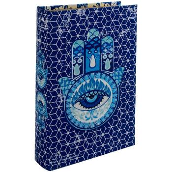 Bydlení Kufry, úložné boxy Signes Grimalt Book Box Azul