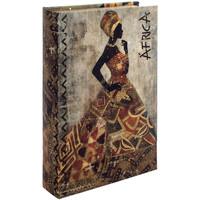 Bydlení Kufry, úložné boxy Signes Grimalt Book Box Marrón