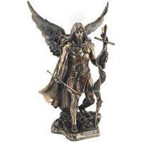 Bydlení Sošky a figurky Signes Grimalt Arcangel St.Gabriel. Dorado