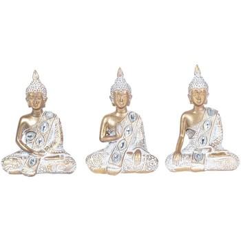 Bydlení Sošky a figurky Signes Grimalt 3 Různé Buddhové V Září 3U Blanco