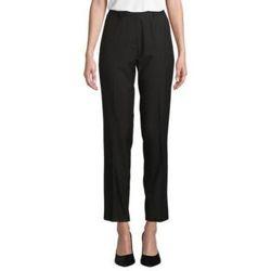 Textil Ženy Oblekové kalhoty Sols GABIN WOME Negro profundo