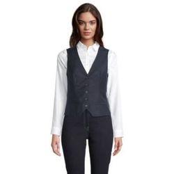 Textil Ženy Oblekové vesty Sols MAX WOME Negro noche