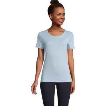 Textil Ženy Trička s krátkým rukávem Sols LUCAS WOME Azul claro