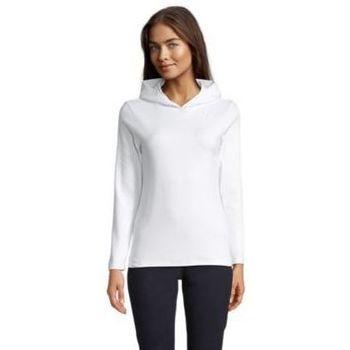 Textil Ženy Trička s dlouhými rukávy Sols LOUIS WOME Blanco ?ptimo
