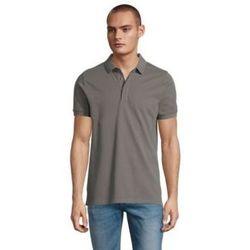 Textil Muži Polo s krátkými rukávy Sols OWEN MEN Gris claro