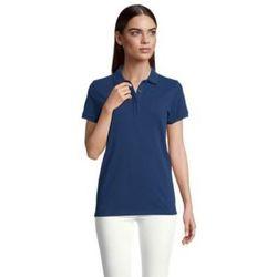 Textil Ženy Polo s krátkými rukávy Sols OWEN WOME Azul oscuro