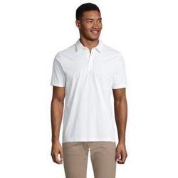Textil Muži Polo s krátkými rukávy Sols OSCAR MEN Blanco ?ptimo
