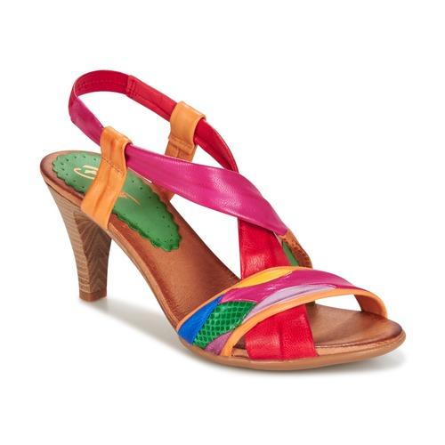 Boty Ženy Sandály Betty London POULOI Vícebarevná