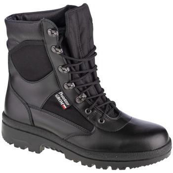 Boty bezpečnostní obuv Protektor Grom Černá