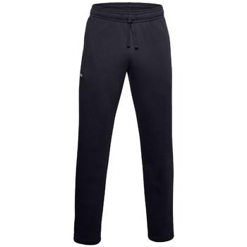 Textil Muži Teplákové kalhoty Under Armour Rival Fleece Pants Černá
