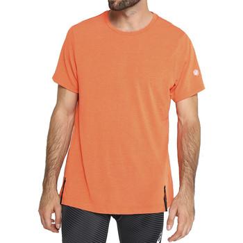 Textil Muži Trička s krátkým rukávem Asics Gel-Cool SS Top Tee orange