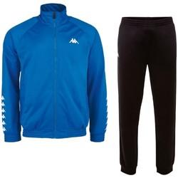 Textil Muži Teplákové soupravy Kappa Till Training Suit 303307-18-4252 Modrá