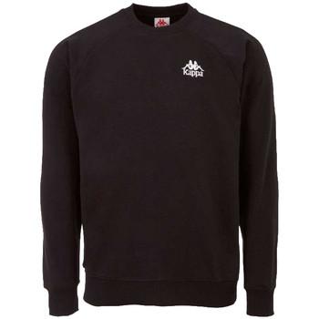 Textil Muži Mikiny Kappa Taule Sweatshirt 705421-19-4006 Černá
