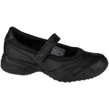 Boty Děti Nízké tenisky Skechers Velocity-Pouty Černá