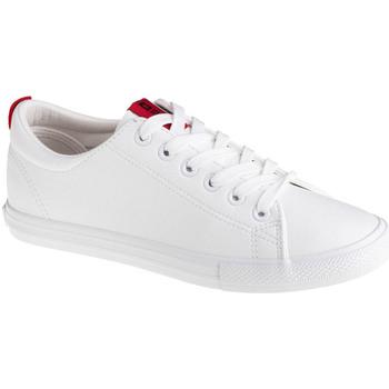 Boty Ženy Nízké tenisky Big Star Shoes Bílá