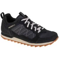 Boty Muži Nízké tenisky Merrell Alpine Sneaker Černá