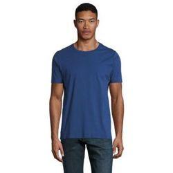 Textil Muži Trička s krátkým rukávem Sols LUCAS MEN Azul oscuro