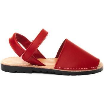 Boty Děti Sandály Purapiel 69725 RED