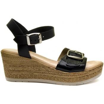 Boty Ženy Sandály Purapiel 70161 BLACK